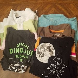 Shirts & Tops - Bundle of size 5 boys shirts